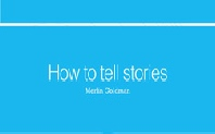 how to tell stories.pptx
