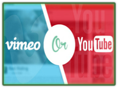 Vimeo or YouTube: A Powerpoint presentation